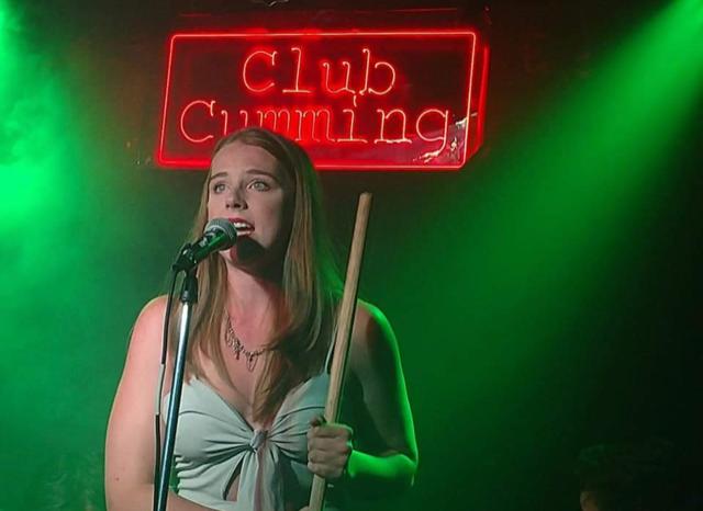 Sarah Bishop Performing Live